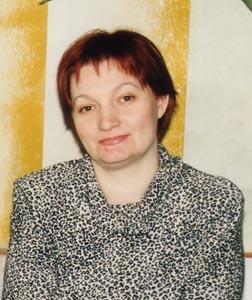 Елена Викторовна Стребкова