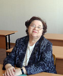 Римма Владимировна Турчанинова